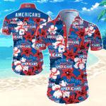 New York Americans Hawaiian Shirt