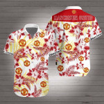 Manchester United Hawaiian Shirt