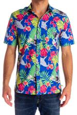 Hungry Thirsty Shark Hawaiian Shirt