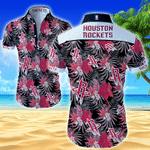 Nba Houston Rockets Hawaiian Shirt