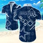 Dallas Cowboys  Nfl Hawaiian Shirtss For Men Aloha Shirts