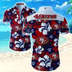 Nfl San Francisco 49ers Sytle 2  Hawaiian Shirt
