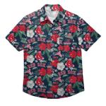 Boston Red Sox Mlb Men'S City Style Hawaiian Shirt