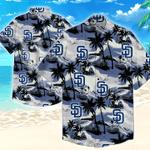 San Diego Padres Mlb Hawaiian Shirt