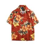 Tropical Floral Dance Hawaiian Shirt