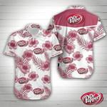 Dr Pepper Hawaiian Shirt