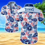 Nfl Tennessee Titans Funny Hawaiian Shirts For Men