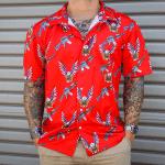 Aloha American Bald Eagle Mk18 Hawaiian Shirt