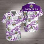 Omega Psi Phi Hawaiian Shirt