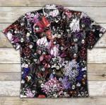 Gettyshirt The Beatles Ad1304 Vintage Cotton Mens Hawaiian Shirt