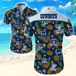 Nfl  Dallas Cowboys  Sport Hawaiian Shirt Funny Aloha Shirts