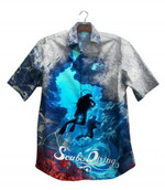 Gettyshirt  Scuba Diving 191227nmn-009ad Cotton Mens Hawaiian Shirt