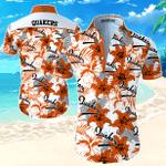 Nhl Philadelphia Quakers Hawaiian Shirt
