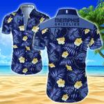 Nba Memphis Grizzlies Hawaiian Shirt