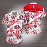 Rock Band Grateful Dead Hawaiian Shirt Style 1
