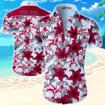 Mlb Boston Red Sox Hawaiian Shirt