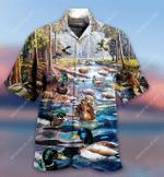 Life Is Better With A Duck Hawaiian Shirt
