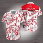 Sepultura Hawaiian Shirt