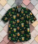 Gettyshirt   Gt907 Vintage Cotton Mens Hawaiian Shirt