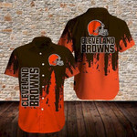 Cleveland Browns Limited Edition Hawaiian Shirt