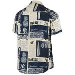 Vintage New York Yankees Hawaiian Shirt