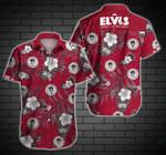Elvis Presley Long Live The King Hawaiian Shirt
