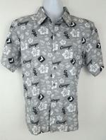 Chicago White Sox Hawaiian Shirt Baseball Hibiscus Flower Aloha