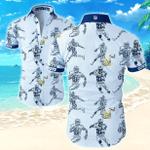 Dallas Cowboys Nfl Hawaiian Shirts Trendy Tropical T-Shirtst