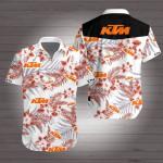 Ktm Hawaiian Shirt