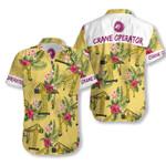 Crane Operator Hawaiian Shirt