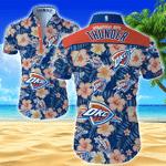 Nba Oklahoma City Thunder Hawaiian Shirt