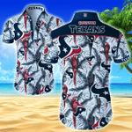 Nfl Houston Texans Funny Hawaiian Shirts For Men