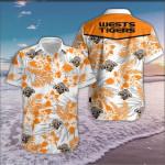 Wests Tigers Hawaiian Shirt
