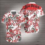 Jim Beam Hawaiian 3d Shirt