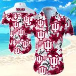 Ncaa Indiana Hoosiers Hawaiian Shirt