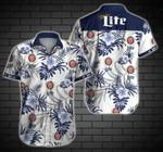 Miller Lite Style 3 Hawaiian Shirt