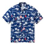 Boston Red Sox Vintage Mlb Hawaiian Shirt