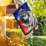 Texas Jesus Flag