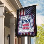 Truckers Move America Flag