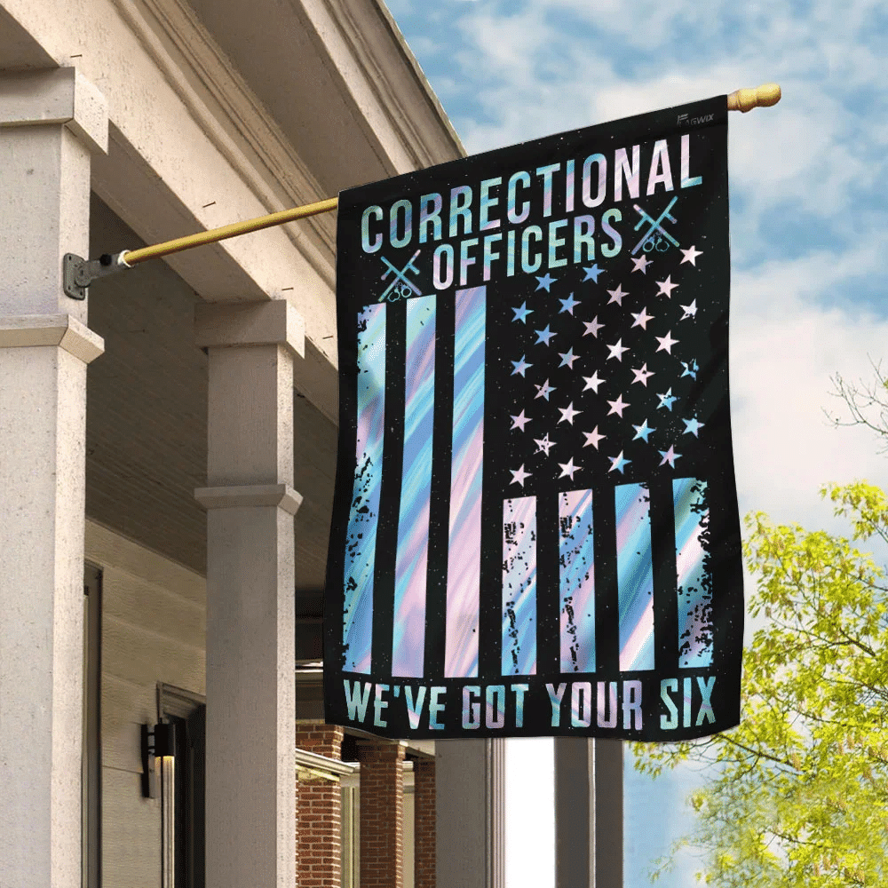 Correctional Officers Flag