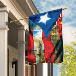 Boricua Puerto Rico Flag
