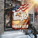 One Nation Under God Flag