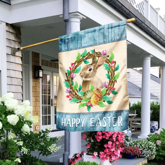 Bunny Easter Flag