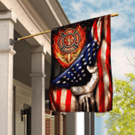 Firefighter Strong Flag