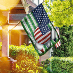 Patriotic Golf American Flag