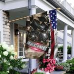 American Dirt Racing Flag