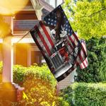 American Eagle Trucker Flag