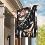 Hair Hustler Hairstylist Flag