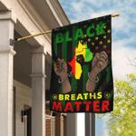 Black Breaths Matter Flag