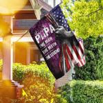 Flagwix, Gift For Dad, Gift For Grandpa, Hunting Flag, The Man, The Myth, The Legend Flag PSL282FSCv5